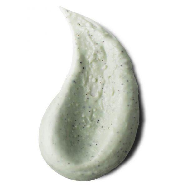 Texture du gommage amande