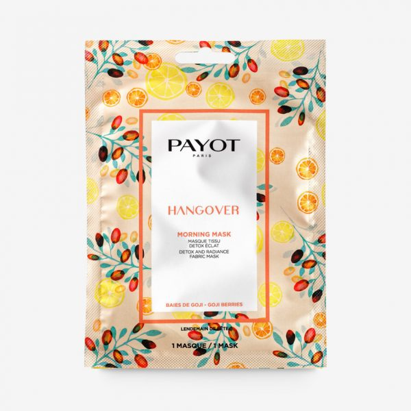 Packaging du masque hangover